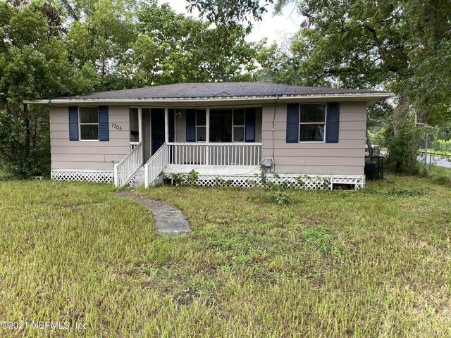 1705 W 13TH St, Jacksonville, FL 32209 (MLS #1099403) :: The Randy Martin Team | Watson Realty Corp