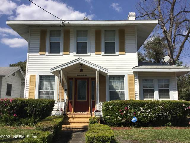 431 W 17TH St, Jacksonville, FL 32206 (MLS #1099548) :: The Newcomer Group