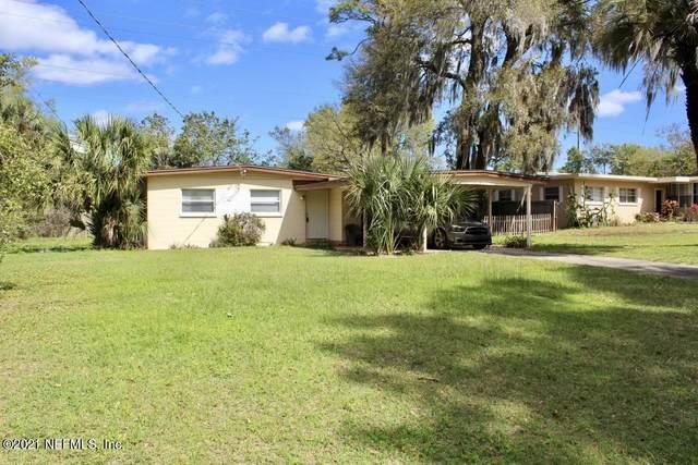 6611 Ava Dr, Jacksonville, FL 32211 (MLS #1099630) :: The Coastal Home Group