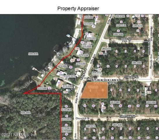 00 Kitty Ave, Interlachen, FL 32148 (MLS #1099638) :: Century 21 St Augustine Properties