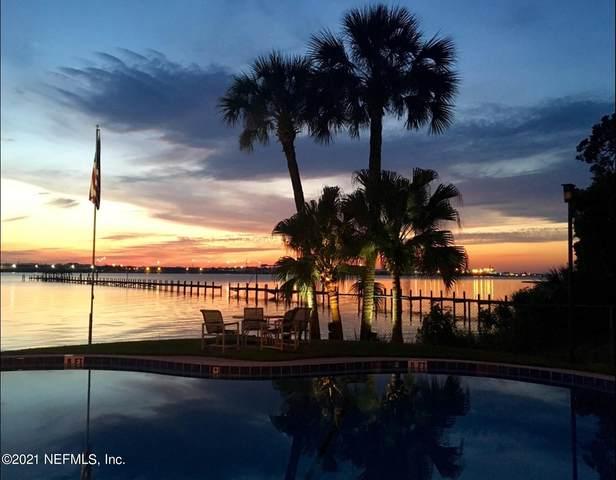2280 Shepard St #602, Jacksonville, FL 32211 (MLS #1099639) :: The Hanley Home Team