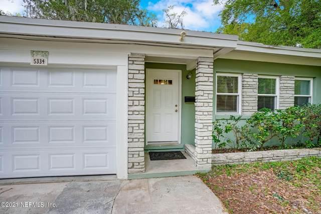 5334 Janice Cir S, Jacksonville, FL 32210 (MLS #1099640) :: The Hanley Home Team