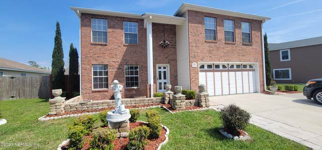 909 Ford Wood Dr, Jacksonville, FL 32218 (MLS #1099702) :: The Newcomer Group