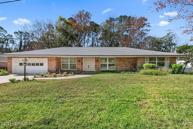 1018 Parkridge Cir W, Jacksonville, FL 32211 (MLS #1099756) :: The Coastal Home Group