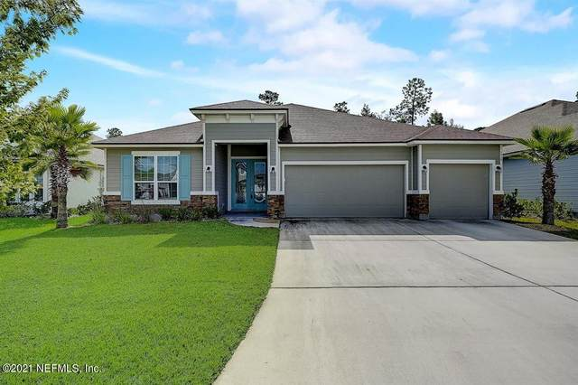 3920 Hammock Bluff Dr, Jacksonville, FL 32226 (MLS #1099785) :: CrossView Realty