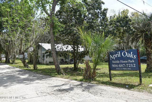 1511 S Palm Ave #1, Palatka, FL 32177 (MLS #1099792) :: Berkshire Hathaway HomeServices Chaplin Williams Realty