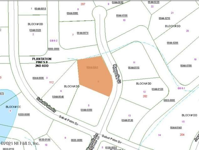 203 Magnolia Ct, Georgetown, FL 32139 (MLS #1099809) :: The Coastal Home Group