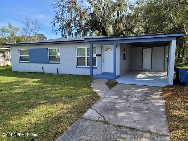 2542 Leonid Rd, Jacksonville, FL 32218 (MLS #1099833) :: CrossView Realty