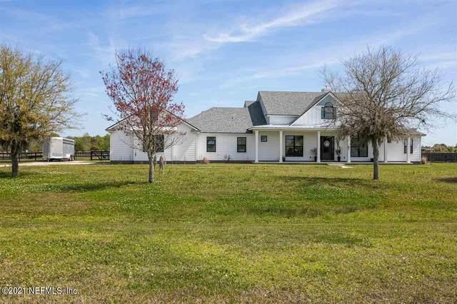 762 Pleasant Colony Rd, Elkton, FL 32033 (MLS #1099854) :: The Hanley Home Team