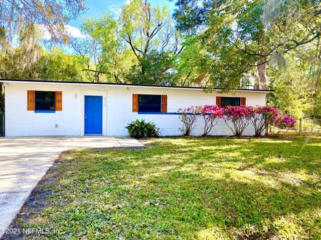 632 Pinewood Dr, Starke, FL 32091 (MLS #1099874) :: Century 21 St Augustine Properties