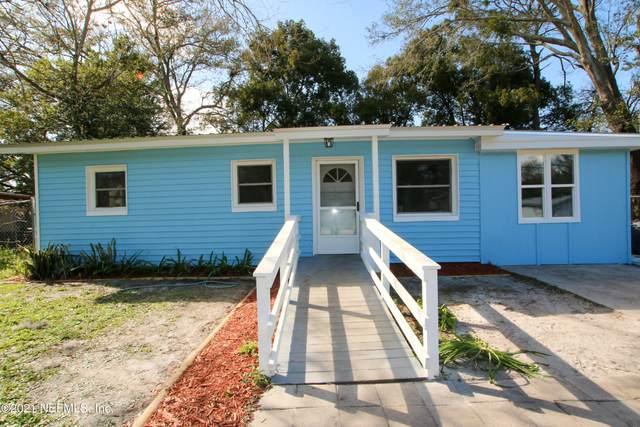 355 Wildwood Ln, Orange Park, FL 32073 (MLS #1099930) :: Olde Florida Realty Group