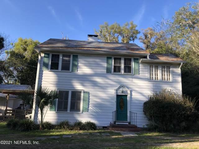 100 Worcester Rd, Pomona Park, FL 32181 (MLS #1099985) :: EXIT Real Estate Gallery