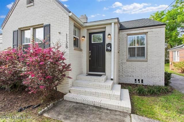 1128 Peachtree St, Jacksonville, FL 32207 (MLS #1100020) :: Crest Realty