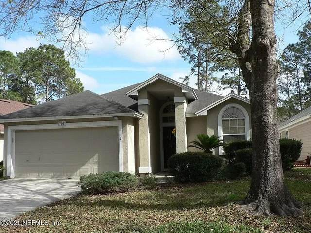 705 Putters Green Way S, St Johns, FL 32259 (MLS #1100027) :: Ponte Vedra Club Realty