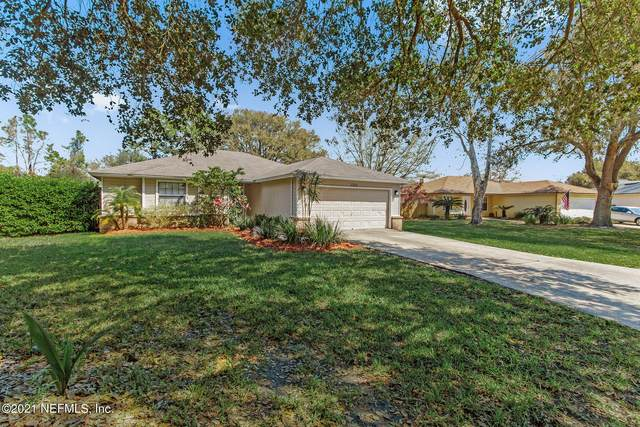 1356 Trotters Walk Way, Jacksonville, FL 32225 (MLS #1100064) :: The Newcomer Group