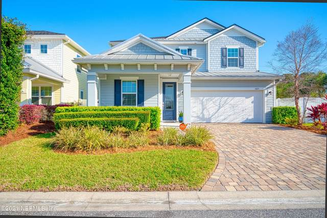 1021 Seaside Dr N, Jacksonville Beach, FL 32250 (MLS #1100067) :: Crest Realty