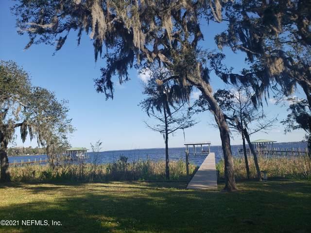 466 Cedar Creek Rd, Palatka, FL 32177 (MLS #1100109) :: 97Park