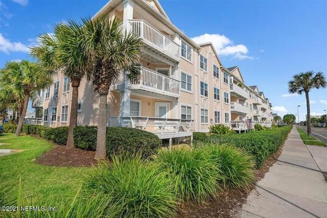 1412 1ST St N #207, Jacksonville Beach, FL 32250 (MLS #1100112) :: Ponte Vedra Club Realty
