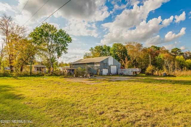 7799 Aunt Mary Harvey Rd, Glen St. Mary, FL 32040 (MLS #1100197) :: Engel & Völkers Jacksonville