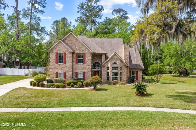 11948 Catrakee Dr, Jacksonville, FL 32223 (MLS #1100224) :: The Hanley Home Team