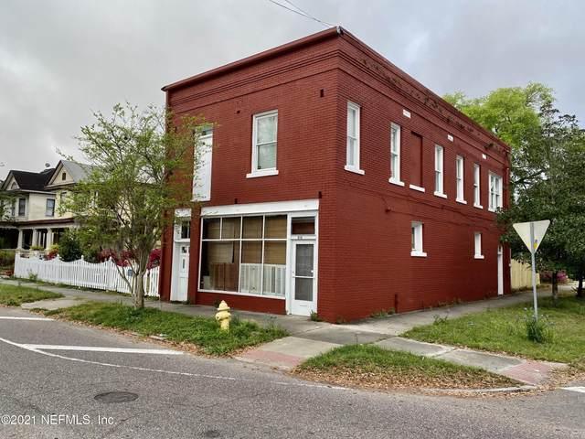 1654 N Pearl St, Jacksonville, FL 32206 (MLS #1100251) :: Noah Bailey Group