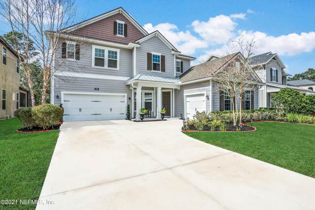 591 Southern Oak Dr, Ponte Vedra, FL 32081 (MLS #1100261) :: The Newcomer Group