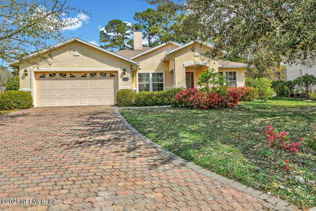 76226 Tideview Ln, Yulee, FL 32097 (MLS #1100277) :: Military Realty