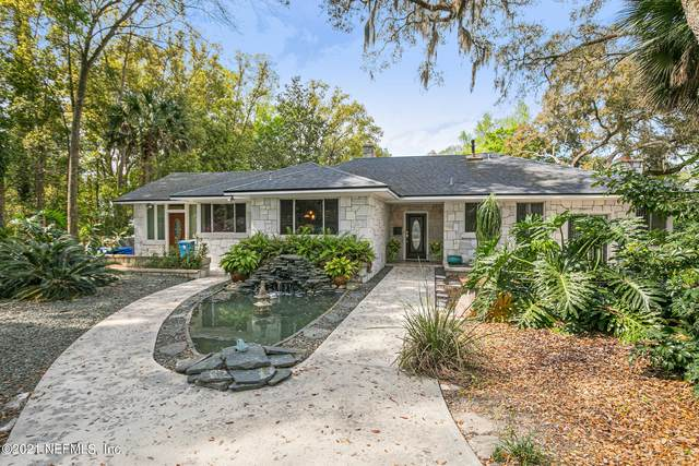 1400 Lawrence Pl, Jacksonville, FL 32211 (MLS #1100352) :: The Randy Martin Team | Watson Realty Corp