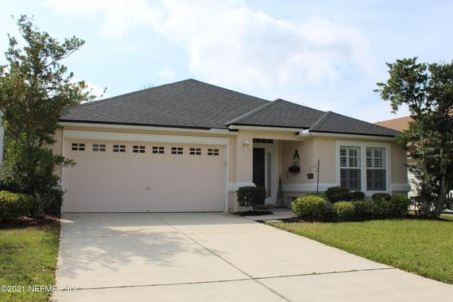 1547 Greenway Pl, Orange Park, FL 32003 (MLS #1100410) :: The Newcomer Group