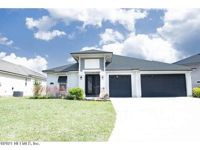 4138 Arbor Mill Cir, Orange Park, FL 32065 (MLS #1100426) :: The Coastal Home Group