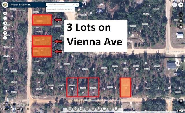 110 Vienna Ave, Interlachen, FL 32148 (MLS #1100458) :: The Hanley Home Team