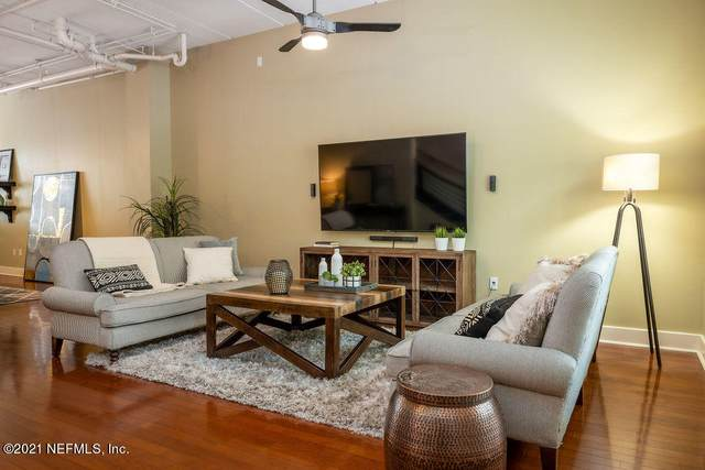 1661 Riverside Ave #106, Jacksonville, FL 32204 (MLS #1100508) :: The Hanley Home Team