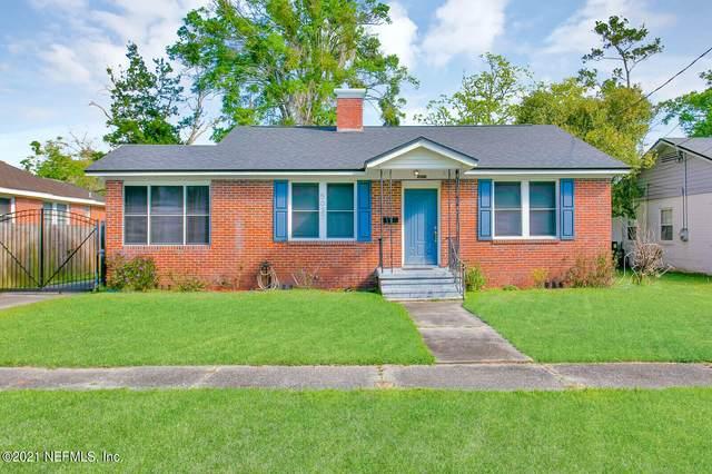 5027 Blackburn St, Jacksonville, FL 32210 (MLS #1100526) :: Crest Realty
