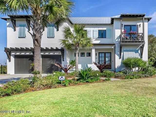 150 Oak Ave, St Augustine, FL 32084 (MLS #1100538) :: The Coastal Home Group