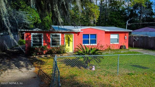 2521 Springmont St, Jacksonville, FL 32207 (MLS #1100546) :: Keller Williams Realty Atlantic Partners St. Augustine