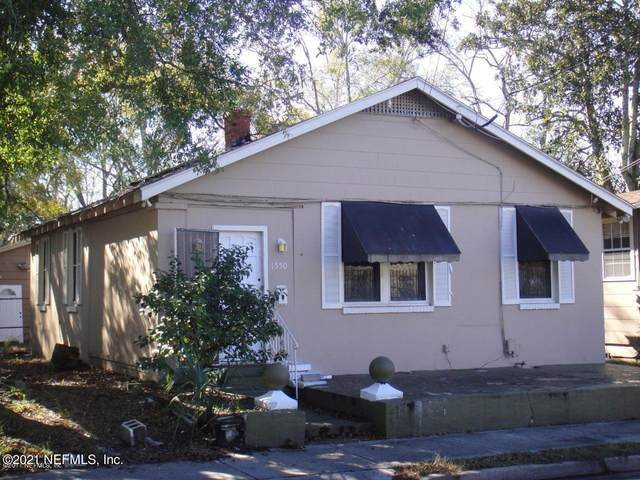 1550 W 2ND St, Jacksonville, FL 32209 (MLS #1100548) :: Keller Williams Realty Atlantic Partners St. Augustine