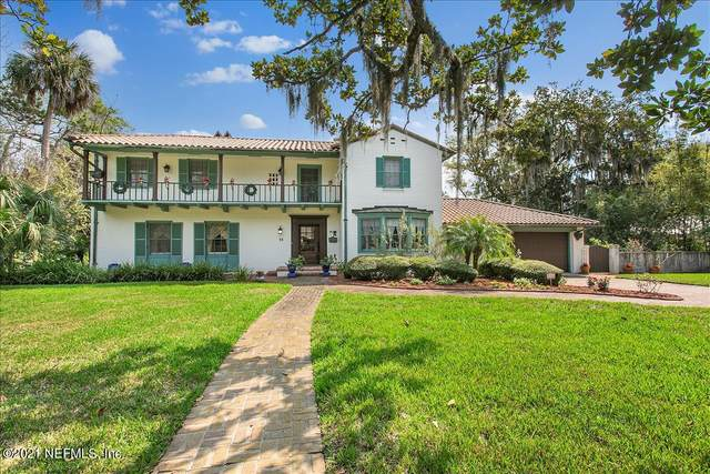 39 Magnolia Ave, St Augustine, FL 32084 (MLS #1100549) :: The Hanley Home Team