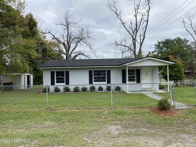 8103 Paschal St, Jacksonville, FL 32220 (MLS #1100574) :: The Hanley Home Team