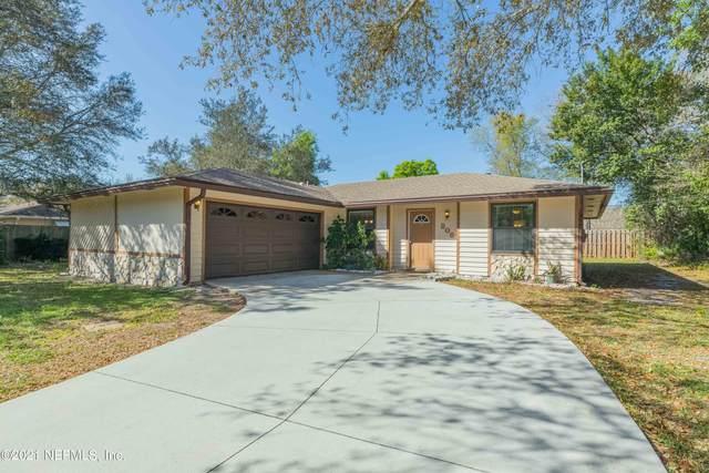 208 Jasmine Rd, St Augustine, FL 32086 (MLS #1100602) :: Century 21 St Augustine Properties