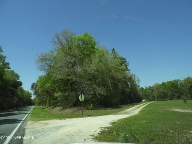 TBD 141 ST. DR. 11 & 12, Obrien, FL 32071 (MLS #1100646) :: EXIT Real Estate Gallery
