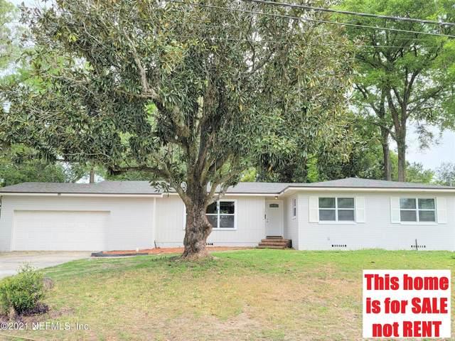 7931 Alderman Rd, Jacksonville, FL 32211 (MLS #1100648) :: The Coastal Home Group