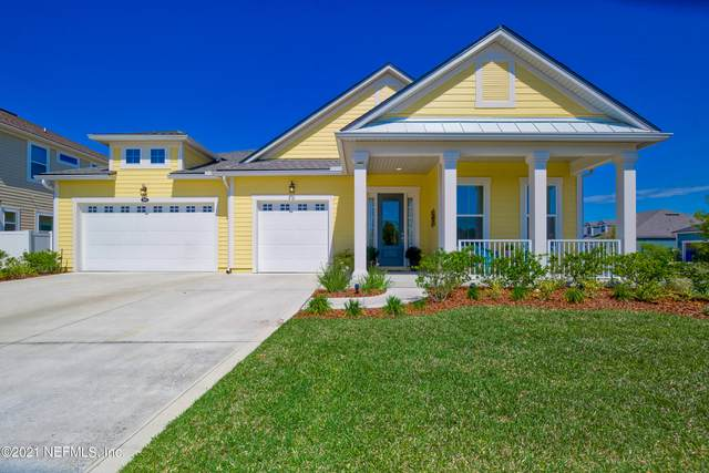 399 Rawlings Dr, St Johns, FL 32259 (MLS #1100696) :: Crest Realty