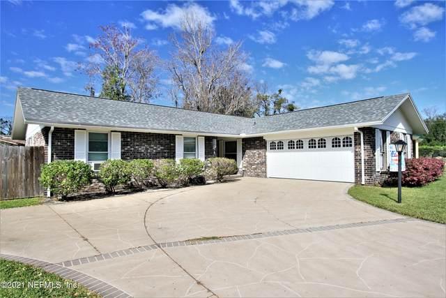 2715 Lexington Dr, Orange Park, FL 32073 (MLS #1100743) :: EXIT Real Estate Gallery