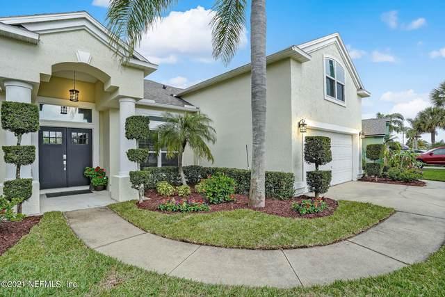 145 Crossroad Lakes Dr, Ponte Vedra Beach, FL 32082 (MLS #1100805) :: Crest Realty