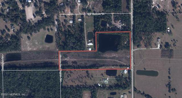 271 & 257 Stokes Landing Rd, Palatka, FL 32177 (MLS #1100816) :: The Coastal Home Group