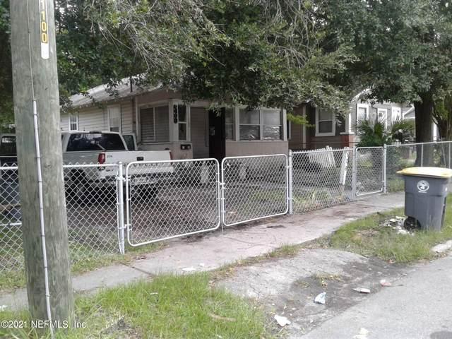 1106 Tyler St, Jacksonville, FL 32209 (MLS #1100860) :: Bridge City Real Estate Co.