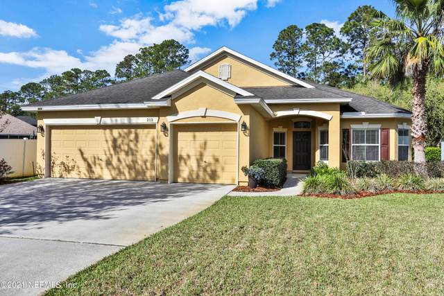 213 Casa Sevilla Ave, St Augustine, FL 32092 (MLS #1100874) :: The Hanley Home Team