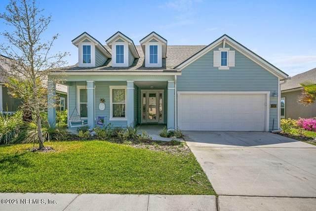 1105 Laurel Valley Dr, Orange Park, FL 32065 (MLS #1100949) :: Bridge City Real Estate Co.
