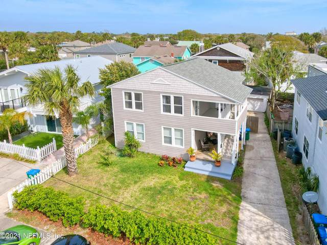 220 Margaret St, Neptune Beach, FL 32266 (MLS #1101032) :: EXIT Real Estate Gallery
