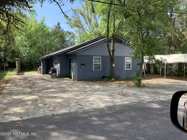 410 Woodbine St, Jacksonville, FL 32206 (MLS #1101096) :: Keller Williams Realty Atlantic Partners St. Augustine